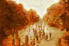 Greenwich Park - 1890s